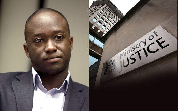 Justice minister Sam Gyimah is taking part in an invitation-only event organised by Reform and sponsored by US justice company MTC.