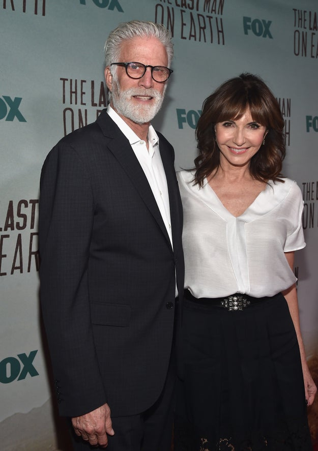 I don't really know what else to say besides: TED DANSON AND MARY STEENBURGEN <33333!!!