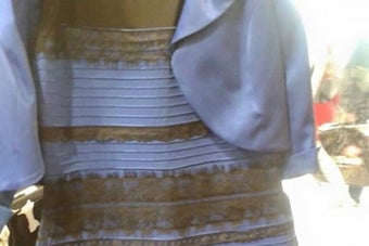 "The Color You See ""The Dress"" Might Depend On When You Wake Up"