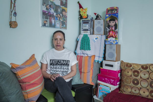 """She feels her series can appeal to a wide audience, not just those with Mexican grandmothers. """"It's a very universal issue, being a woman, undocumented, and growing old without immigration status in the United States, is not a subject exclusive to Mexican or Latin American migrants, we can find the same issues in other communities as well."""""""