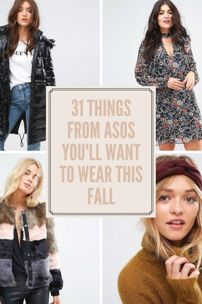 869749f40c0bee 31 Adorable Things From Asos You ll Want To Add To Your Fall ...