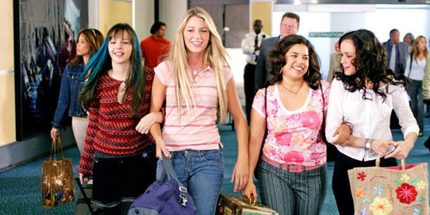 Remember The Sisterhood Of The Traveling Pants? Of course you do — it was iconic.