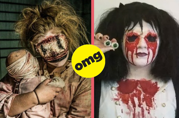 sc 1 st  BuzzFeed & Show Us The Creepiest Halloween Costume Youu0027ve Ever Had