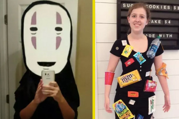 show us your simple but creative halloween costume - Simple And Creative Halloween Costumes