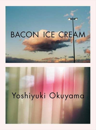 奥山さんの写真集「BACON ICE CREAM」