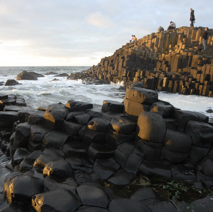 Sitting on the coast of Northern Ireland, this extremely photogenic site is made up of 40,000 polygonal columns formed from volcanic rock – or by giants, if you choose to believe the ancient legend.