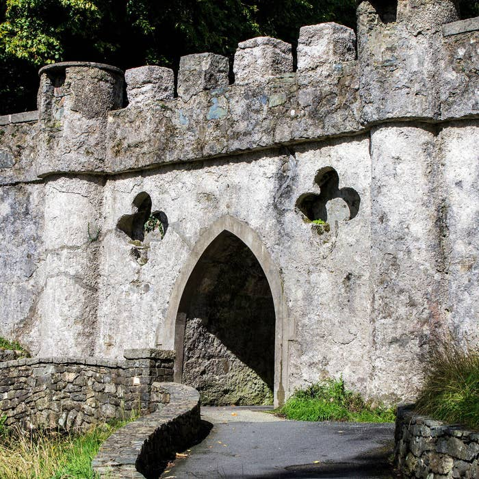 Tollymore Forest Park, aka the Haunted Forest, is located in County Down and is just one of many Game Of Thrones filming locations across Northern Ireland. The scenery is even more incredible IRL (just beware of White Walkers).