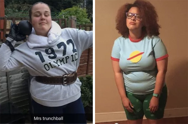 28 Genius Halloween Costume Ideas That'll Take You Right Back To The '90s