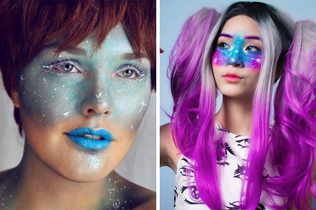 Pinterest Makeup Pin Up 17