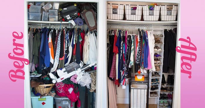 Give Your Closet A Makeover With These Simple Steps