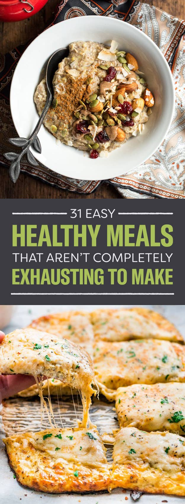 31 Easy Healthy Meals That Aren T Completely Exhausting To Make