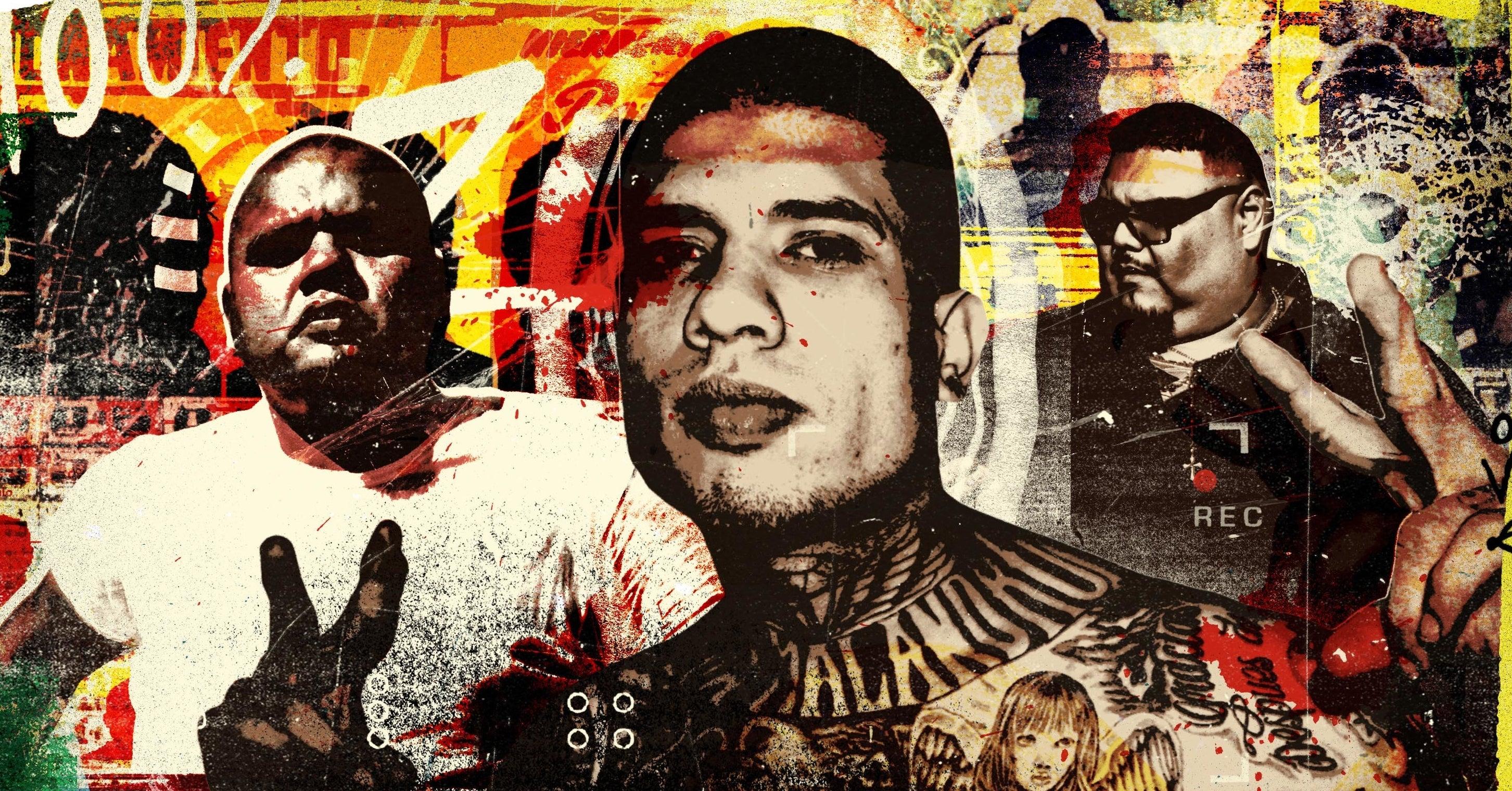 Seaside gangster rap video leads to 7 arrests