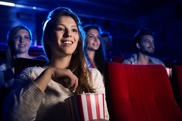 Should You Be Allowed To Go To The Movies?
