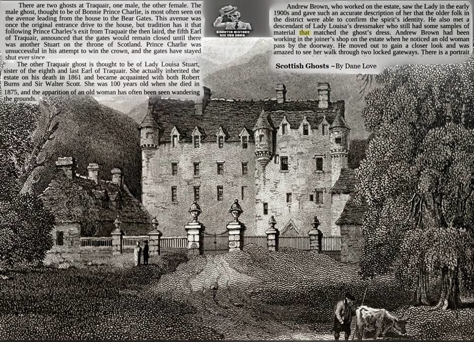 The Drovers Inn >> 11 Creepy As Hell Scottish Hotels You Deserve A Medal For ...