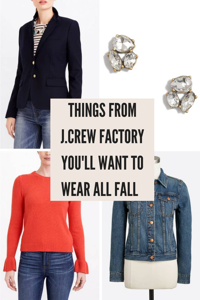c94cf0e06d1534 27 Things From J.Crew Factory You'll Want To Wear Right Now