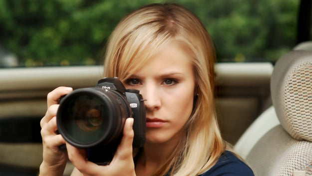 "Oh, and for anyone hoping for a Veronica Mars reboot, Bell said that she and the show's creator, Rob Thomas, are ""trying"" to make it happen."