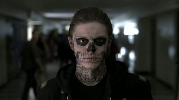 This won't be the first time the franchise has portrayed a mass shooting: In American Horror Story's debut season, Tate (also played by Peters) shoots and kills some of his classmates in an episode inspired by the 1999 Columbine shooting.