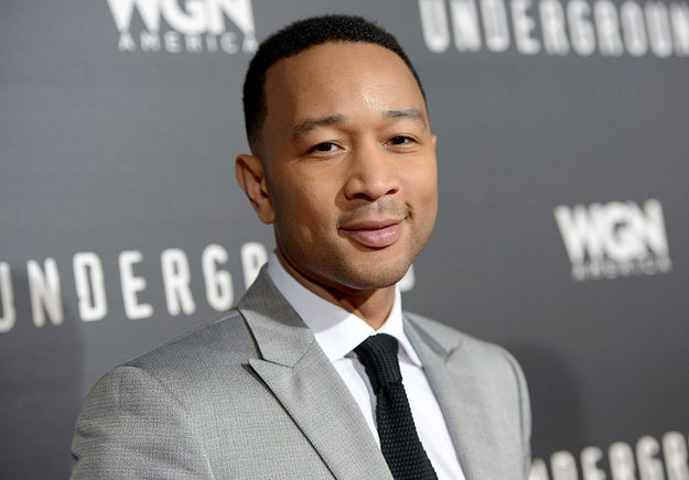 Let's get right to it. This is John Legend. You know him.