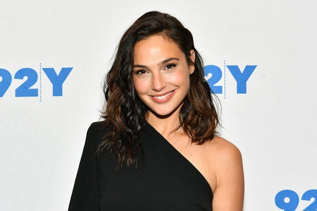 Gal Gadot: actor, badass, mother, and my future wife.