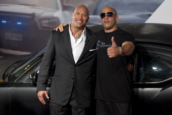 OK, lemme start this out by giving you the brief backstory of Vin Diesel vs. The Rock. If you know what I'm talking about already, feel free to skip this part.