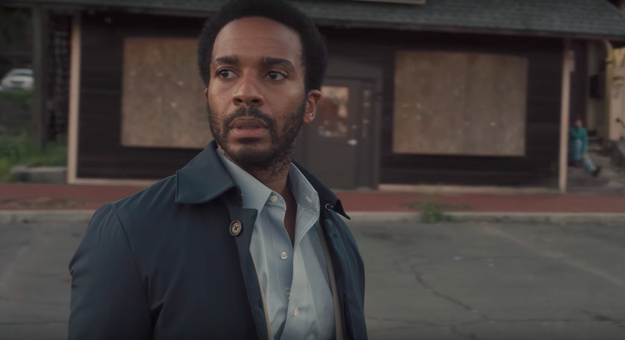 The Castle Rock cast also includes Moonlight's André Holland.