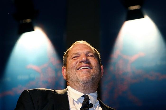 Harvey Weinstein in 2007.