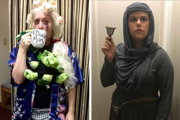 24 genius game of thrones costumes you ll wish you d thought of sooner