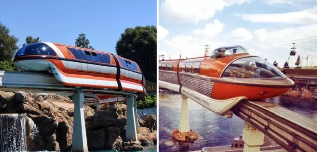 A man died at Disneyland while trying to sneak into the park after hours via the monorail track in 1966.