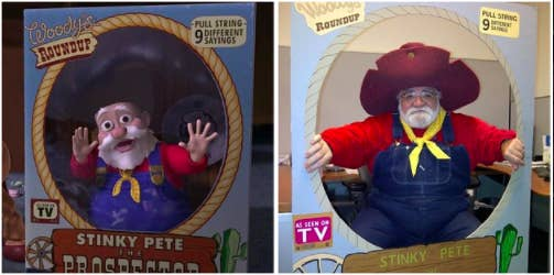 These Grandparents In Halloween Costumes Are 0% Trick And 100% Treat
