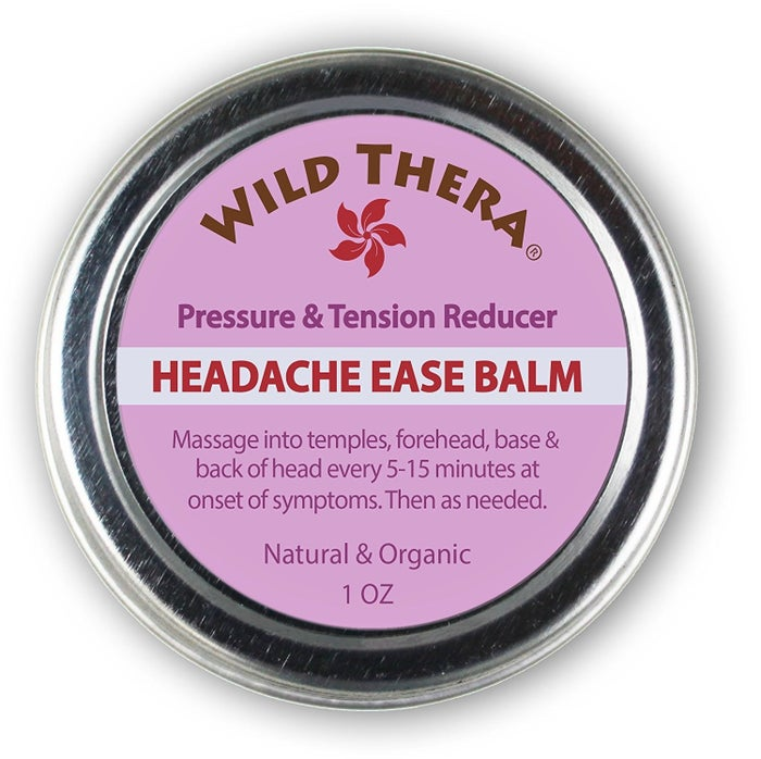 """Promising review: """"This product is amazing! I've been a migraine sufferer for the last 12 years, and I've seen countless neurologists and herbalists. I've tried numerous medications, both preventative and curative, but nothing has truly helped. My migraines have been excruciating and debilitating, and I've been looking for real relief for too long. I apply this balm at the onset of a headache, and it relaxes the pain away within minutes. It's like Tiger Balm but better, and it doesn't leave you with a groggy 'medicine' feel."""" —Sasha HessGet it from Amazon for $14.99."""
