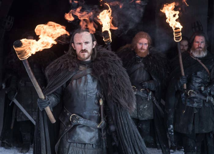 It's exciting we'll apparently see him again in Season 8 – with the Wall coming down at Eastwatch, no doubt Edd and the remaining Night's Watch men at Castle Black will have a part to play in fighting the invading White Walkers and their army.