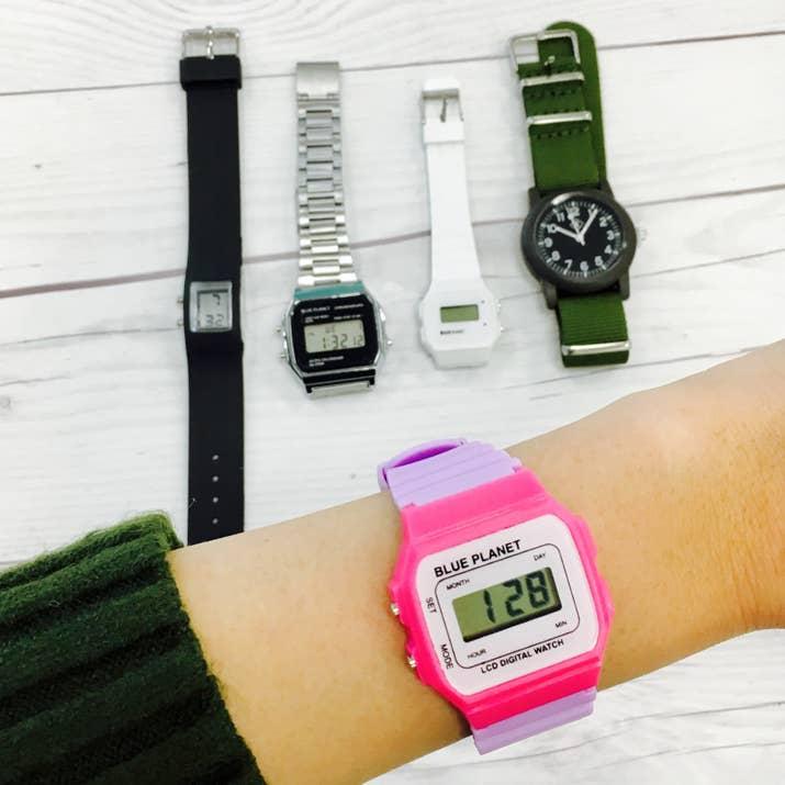 Jam Tangan Murah Berkualitas Tinggi Dari Toko 100 Yen