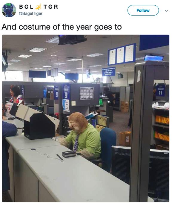 Zootopia at the DMV: