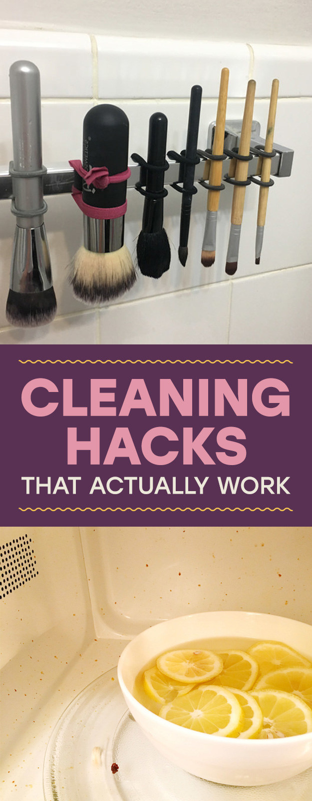 People Share 10Cleaning Hacks That Really Work, and WeCan't Thank Them Enough