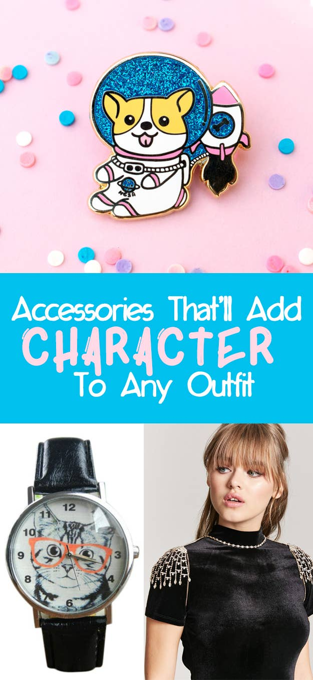 36 Amazing Accessories Your Boring-Ass Wardrobe Needs