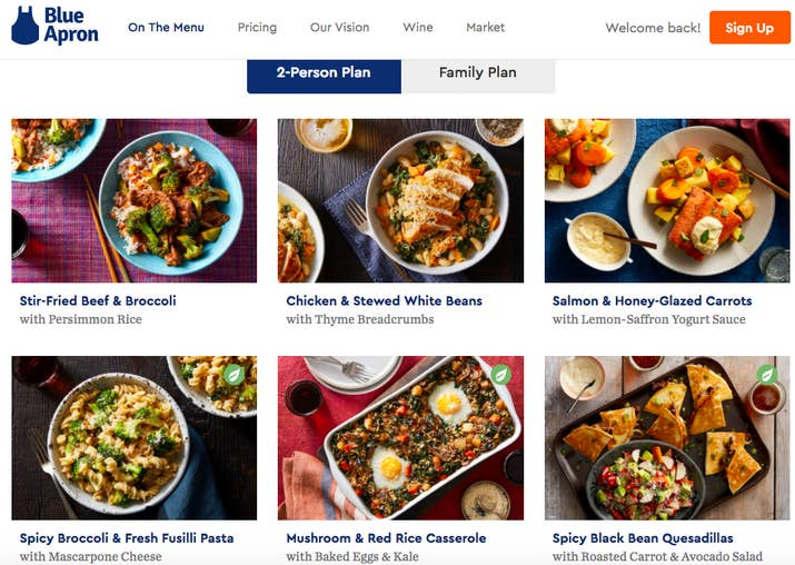 Heres how 8 meal kits actually stack up in the kitchen meal delivery kits continue to be really popular these days and its easy to see why forumfinder Gallery