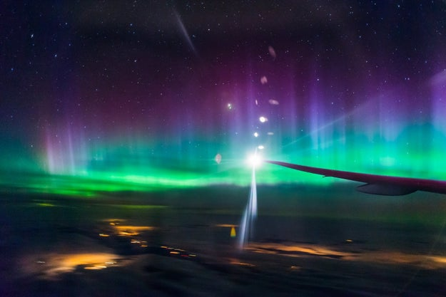 Or take to the sky in search of the Northern Lights.
