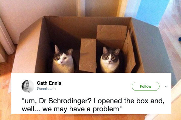 21 Nerdy Tweets You Should Feel Really Smart For Laughing At