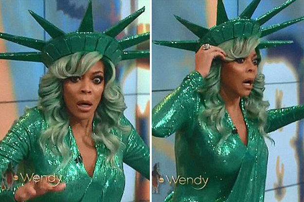 Wendy Williams Has Hit Back At Critics Who Say She Faked Fainting On Live TV