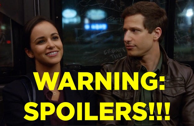 "21 Times Jake And Amy Were Total Relationship Goals On ""Brooklyn Nine-Nine"""