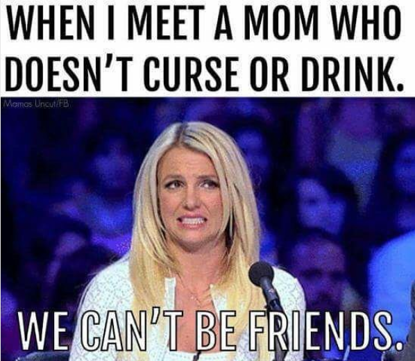 sub buzz 23893 1509569841 1?downsize=715 *&output format=auto&output quality=auto 15 memes about making mom friends that are hilariously relatable