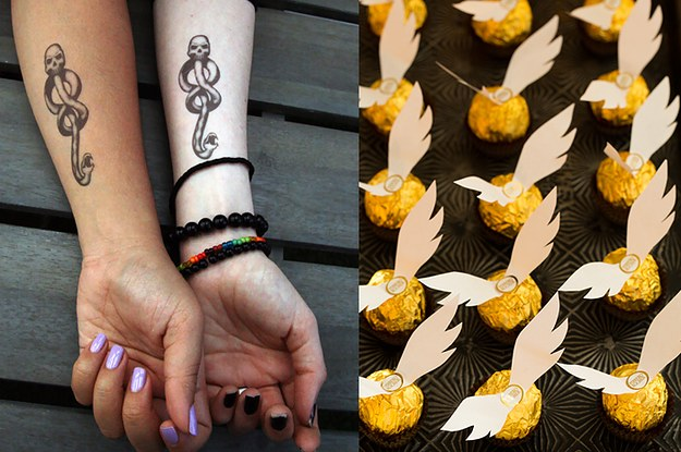 27 Magical Ideas For The Perfect Harry Potter Party