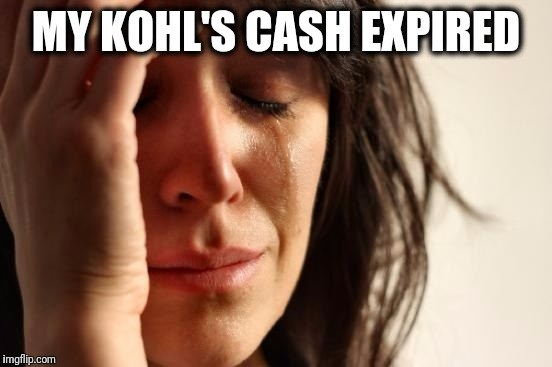 Kohl S Funny Meme : Things that are only true for kohl s shoppers