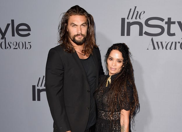 In case you didn't know, Jason Momoa and Lisa Bonet have been together for 12 years.