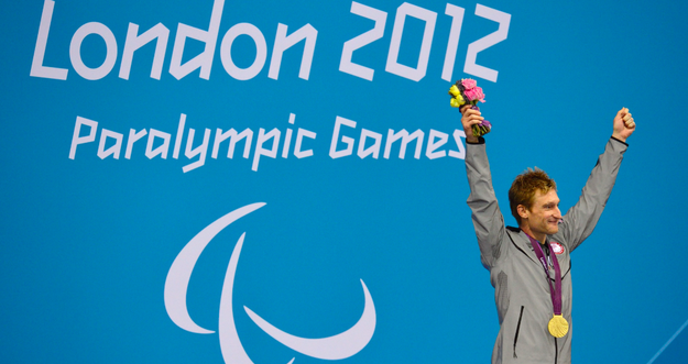 He worked hard to move up the ranks, earning his spot to compete in the 2012 Games.