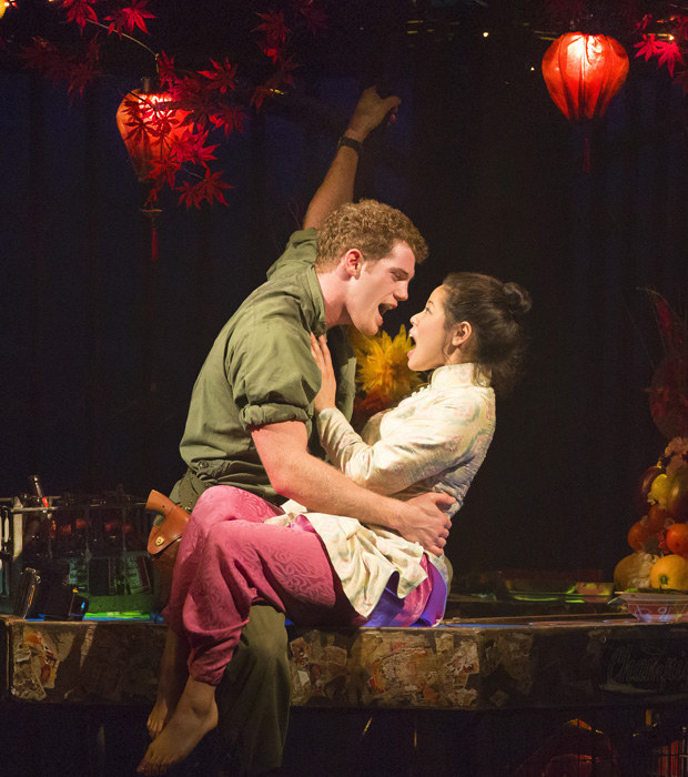 an analysis of miss saigon play Find composition details, parts / movement information and albums that contain performances of miss saigon, musical on allmusic.