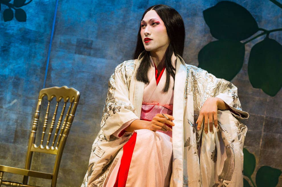 This 30-Year-Old Play About Gender And Asian Identity Is