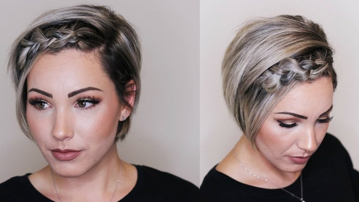 16 Gorgeous Hairstyles For People With Really Short Hair