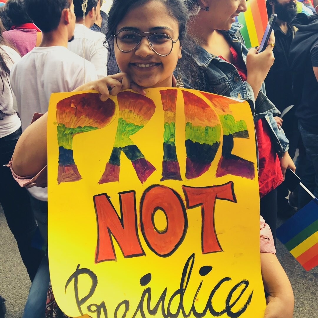 30 Fearless, Hilarious, And Gay AF Signs From The 10th Delhi Pride Parade