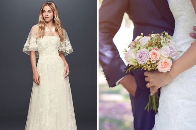 Rate These Wedding Dresses And Well Reveal Your Wedding Theme